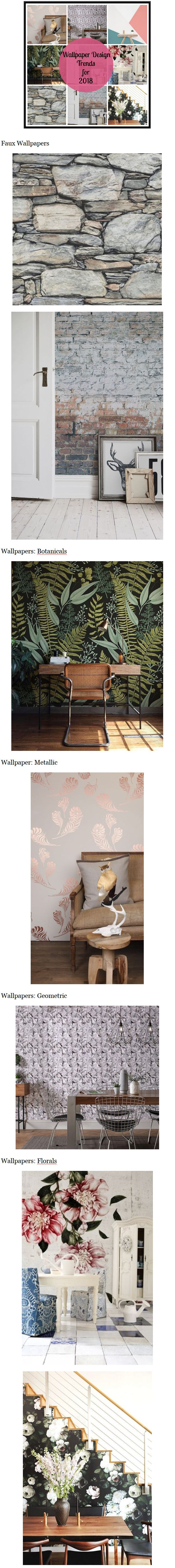 Wallpaper Trends Nairobi Kenya - Interior wall decor