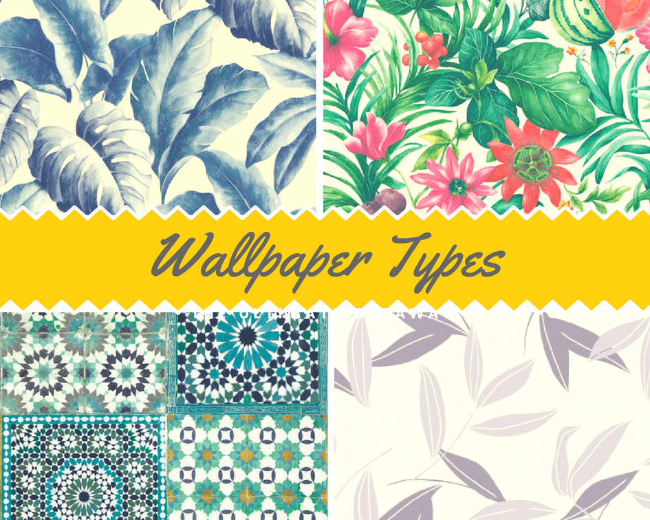 A Brief Guide To Choose Right Wallpaper Types