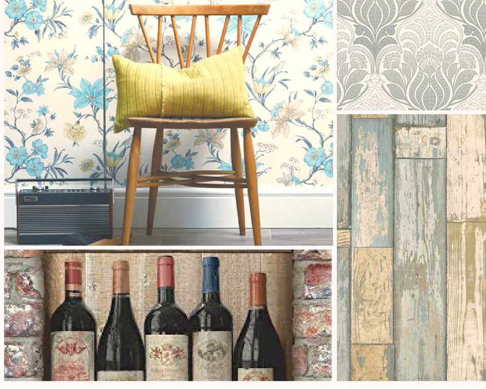 how choose wallpaper patterns for home kenya