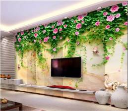 how to apply wallpaper on wall