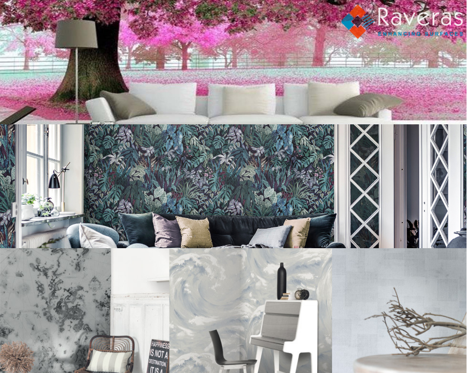 3D Wallpapers Kenya - Designs For Living Room & Bedroom