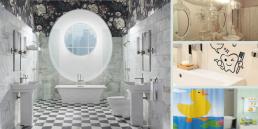 Bathroom Wallpaper Design Ideas Kenya.