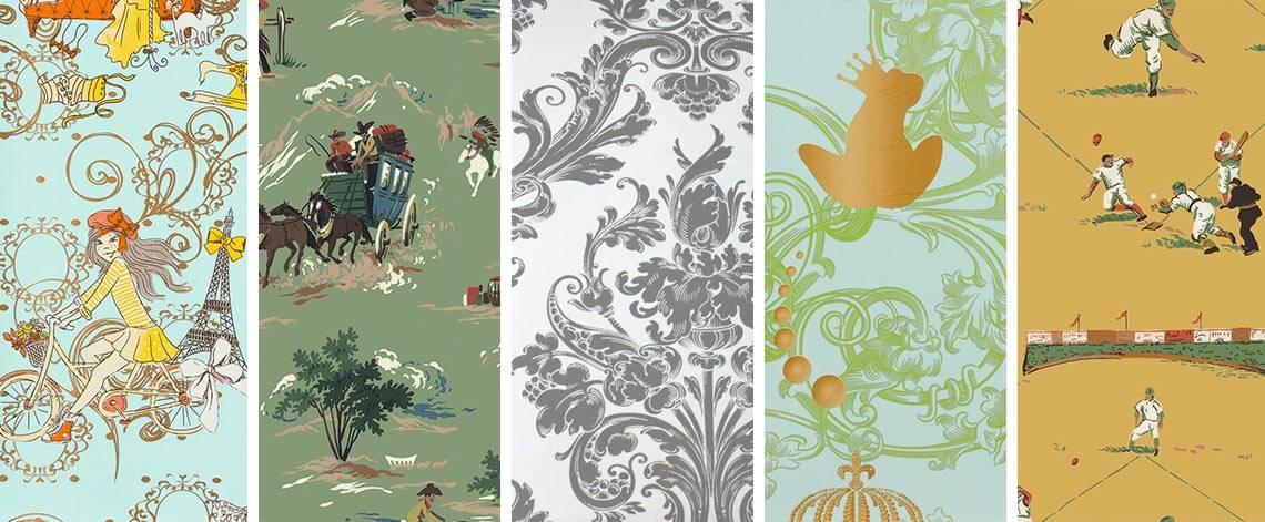 Wallpaper For Kids Kenya - Wallpaper for Childrens bedroom