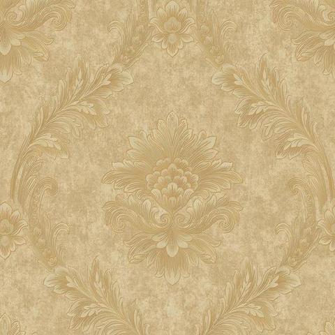 Elegant Gold Wallpaper Patterns Design Wallpaper for Bathroom