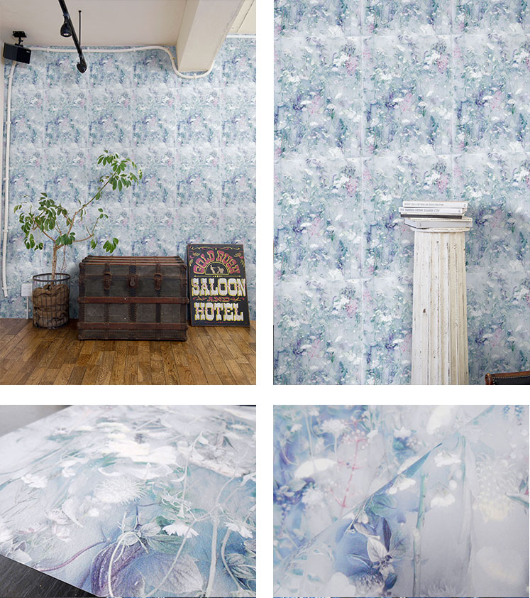 NON-WOVEN WALLPAPER: A VERY SOLID COATING