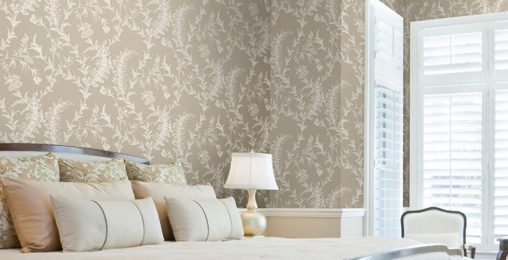advantages of using traditional wallpaper