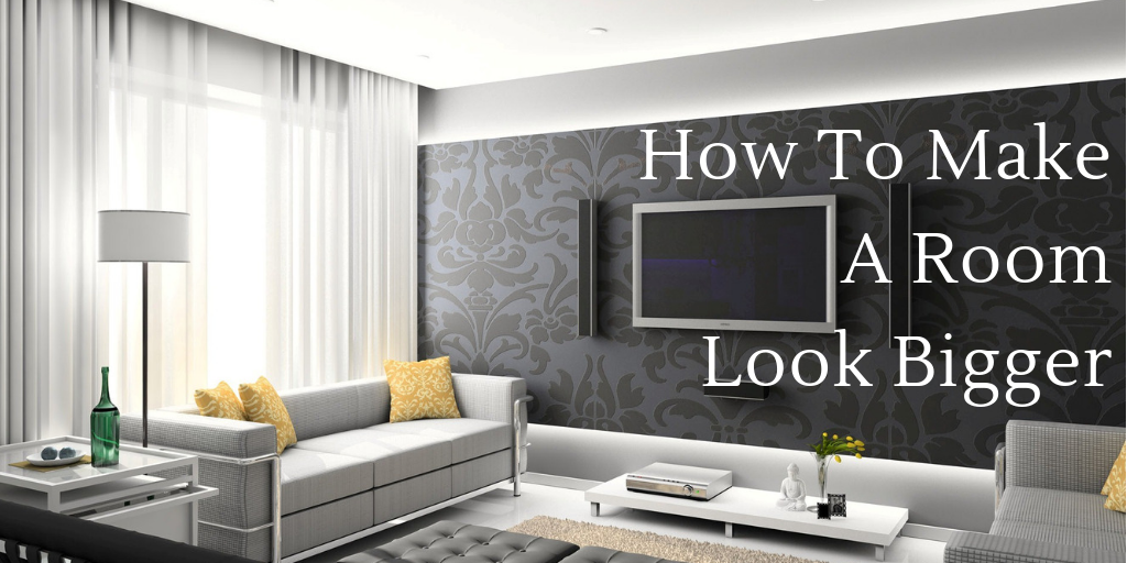 how to make a room look bigger in kenya